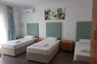 Üç Yataklı Oda